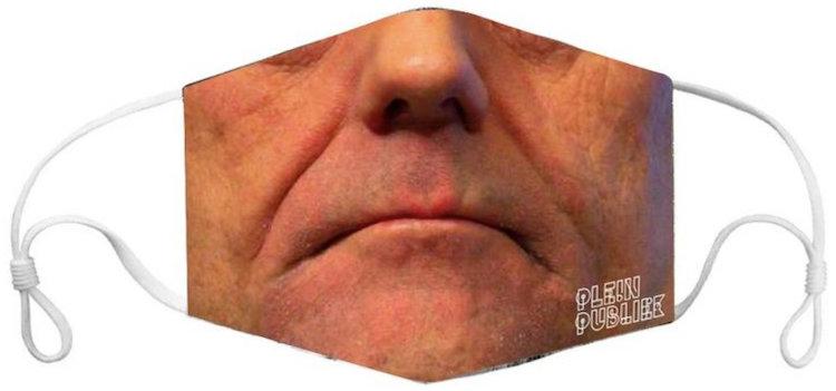 Gepersonaliseerde mondmaskers