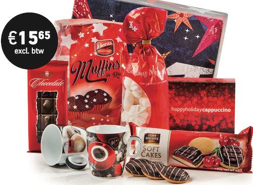 Kerstpakketten 2017