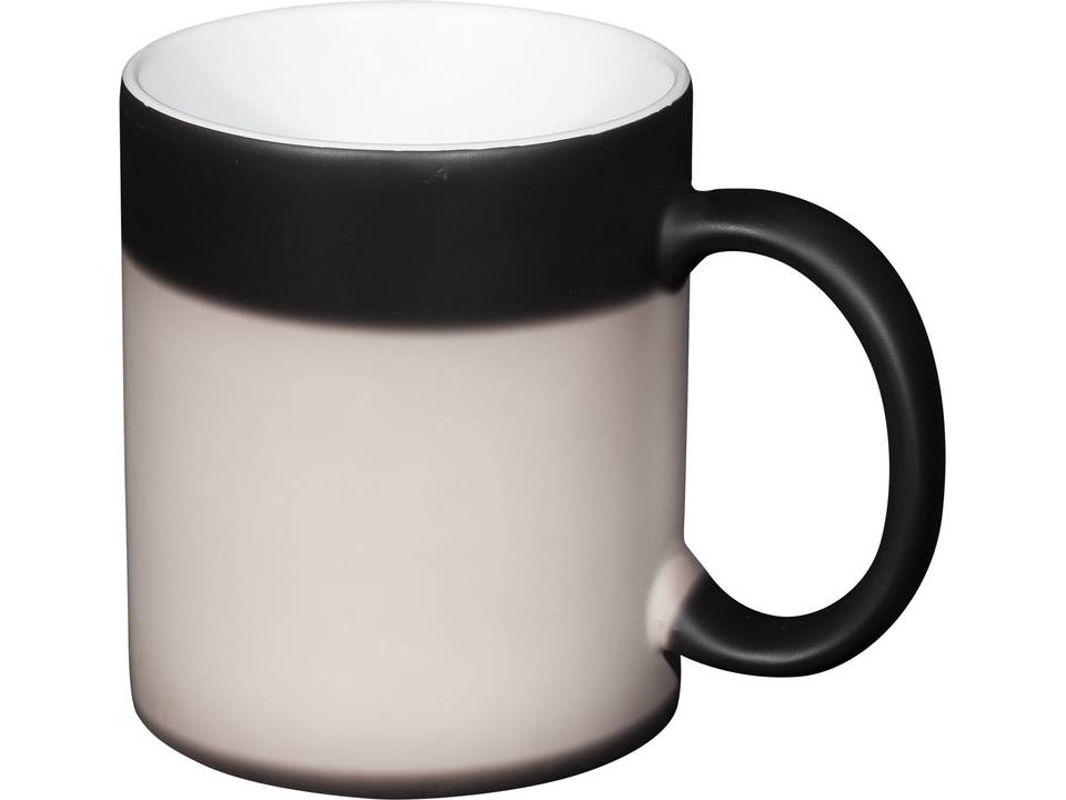 Kaffa 330 ml thermochromic ceramic sublimation mug