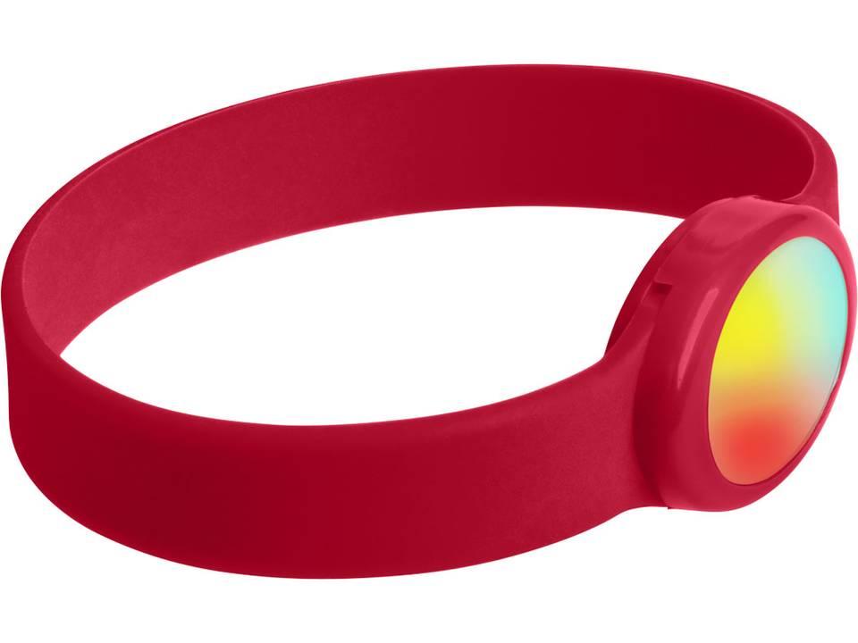 Tico multi color LED bracelet - Wristbands - Outdoor - Promotional ... 76d38fb266