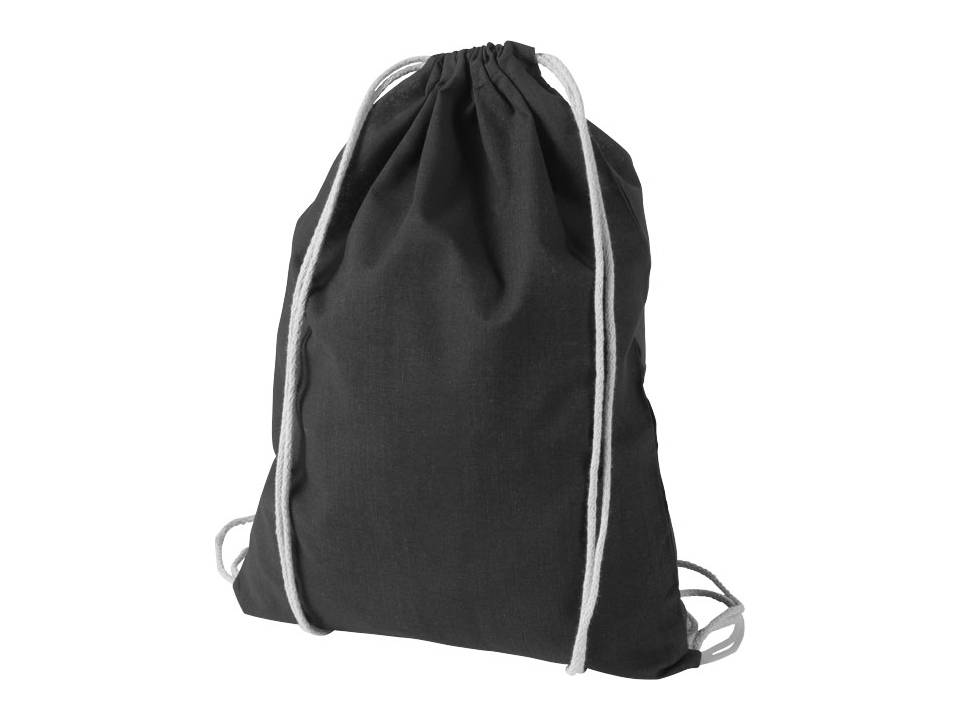 9634ba6e40 Oregon cotton premium rucksack - Backpacks - Bags - Promotional products -  Pasco Gifts