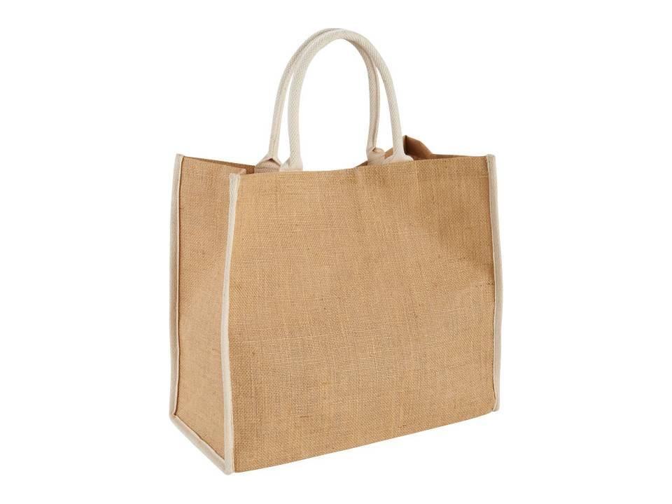 Grote Tas Geblokt : Grote jute tas boodschappentassen tassen