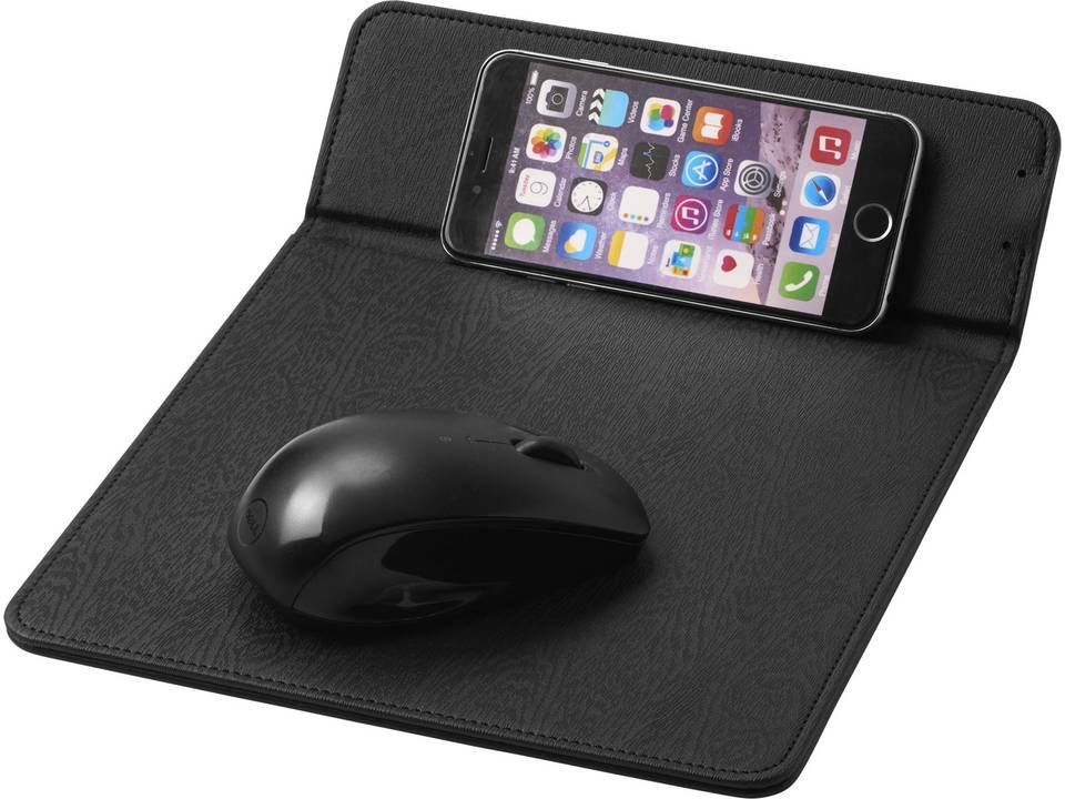 buy popular a87b2 722df Rodent wireless charging mouse pad