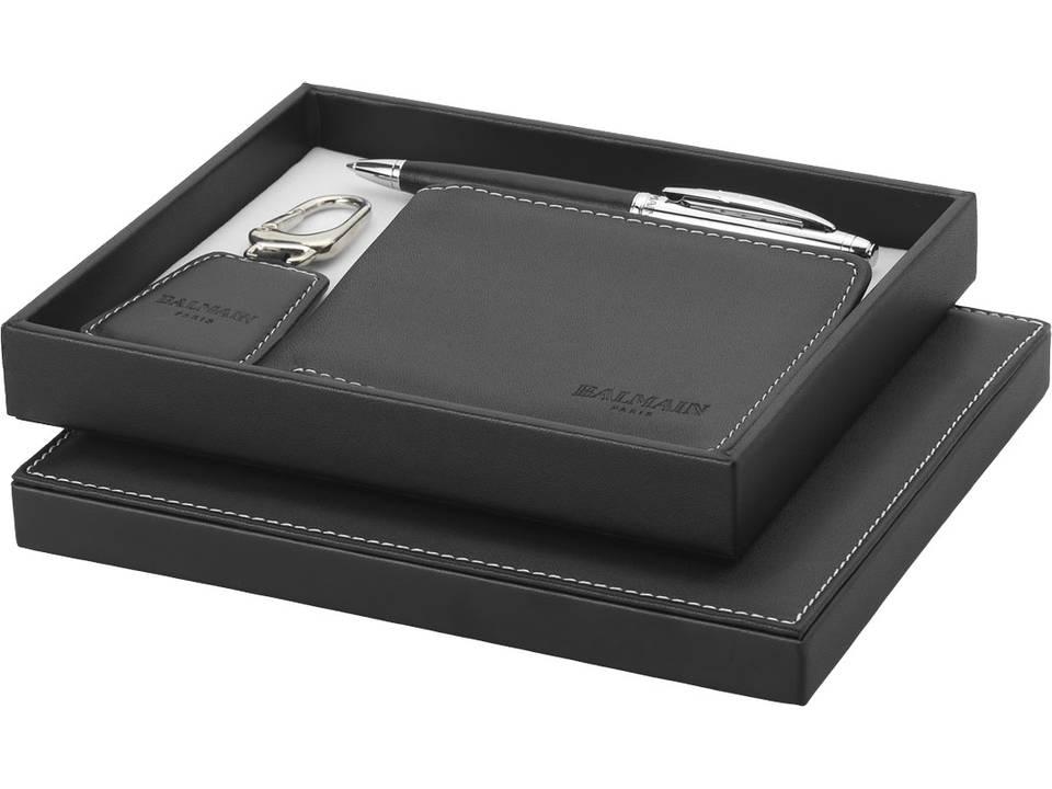 Millau Gift Set Leather