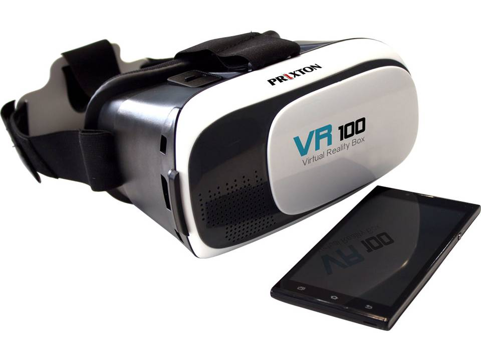 f15268320560ce Prixton Virtual Reality bril VR100 - Smart gadgets ...