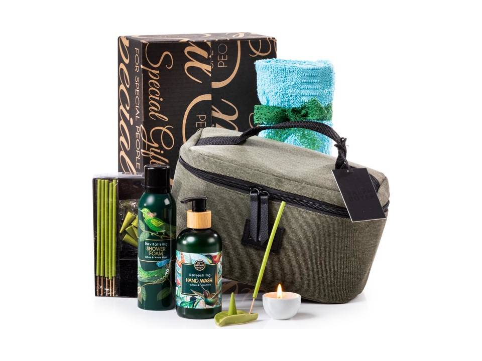 300115-1 kertpakket wellness dames