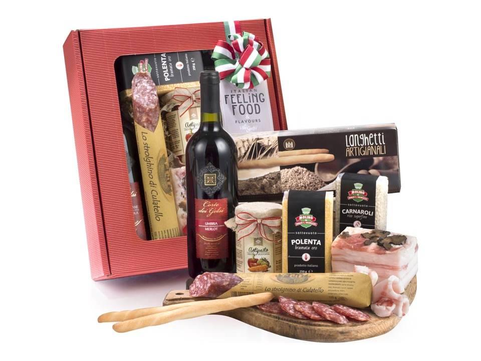 360115 Italiaans kerstpakket