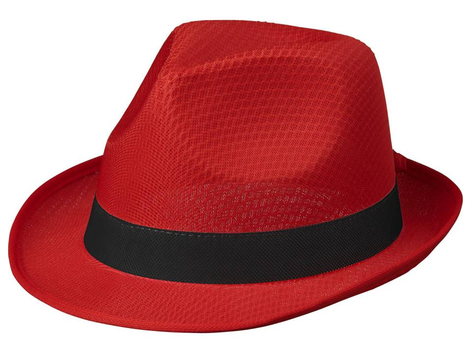 14937cbb Trilby Hat - Red - Hats - Caps & hats - Promotional clothing - Pasco Gifts