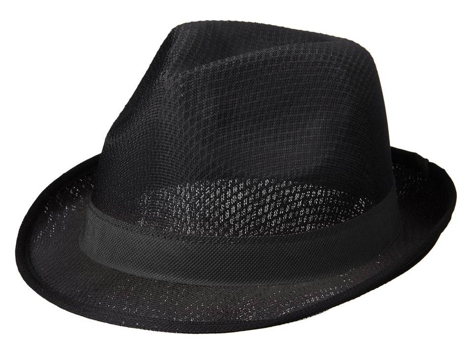 0341288a Trilby Hat - Black - Hats - Caps & hats - Promotional clothing - Pasco Gifts