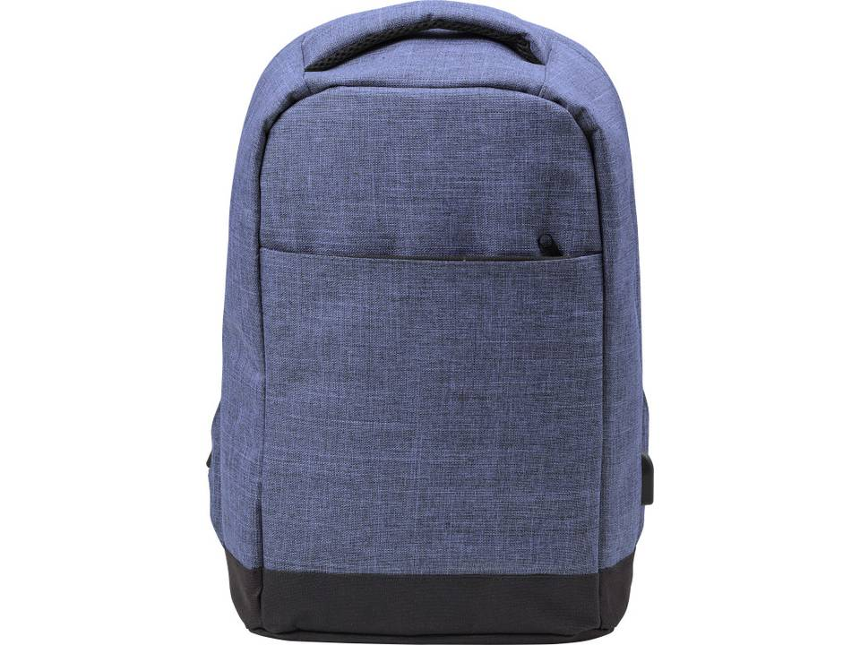 6b7edbee71a3 Polyester (600D) anti-theft backpack - Backpacks - Bags - Promotional  products - Pasco Gifts