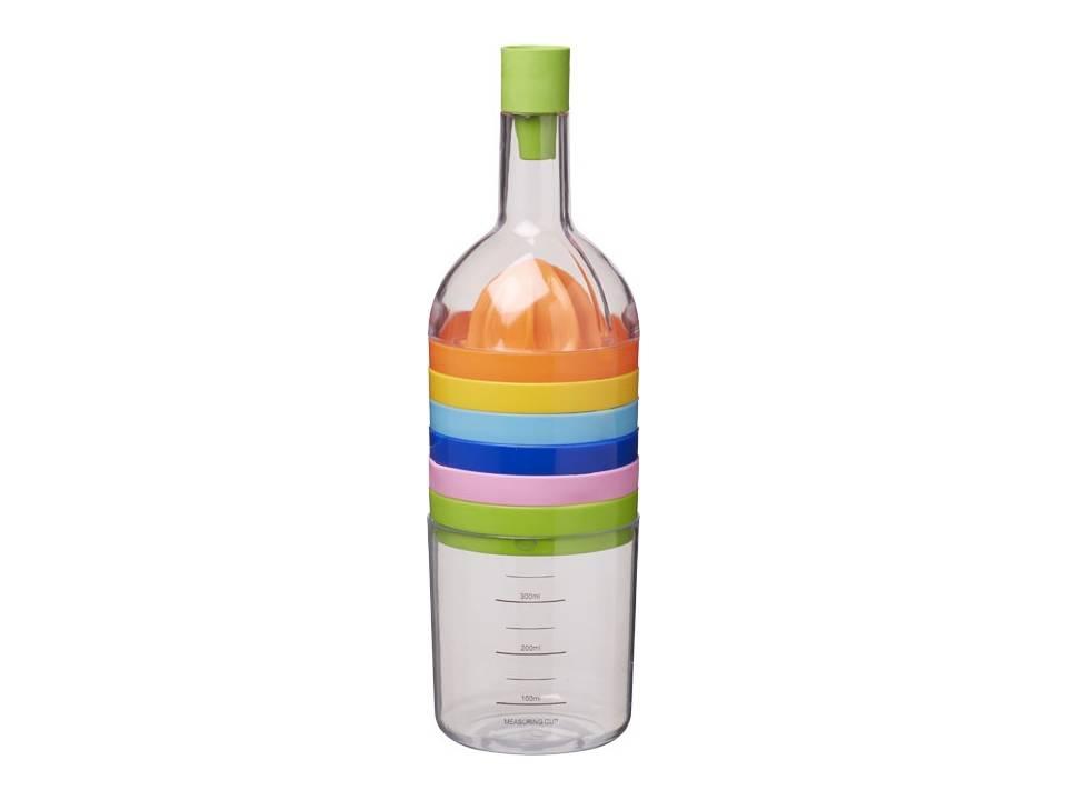 8-in-1 keuken tool fles multi kleur bedrukken