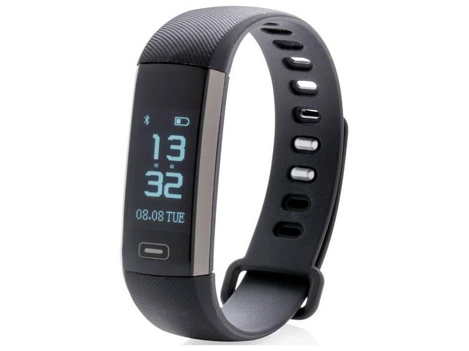 Activity tracker met bloeddruk monitor bedrukken