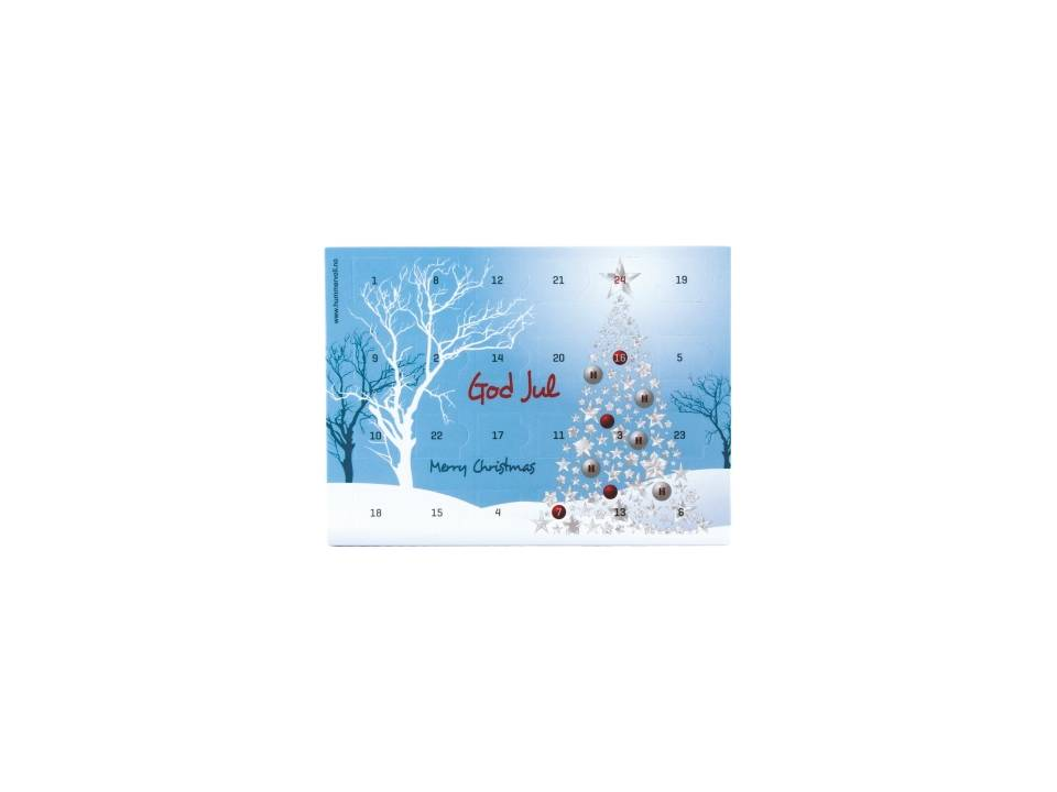 Adventkalender A5 bedrukken