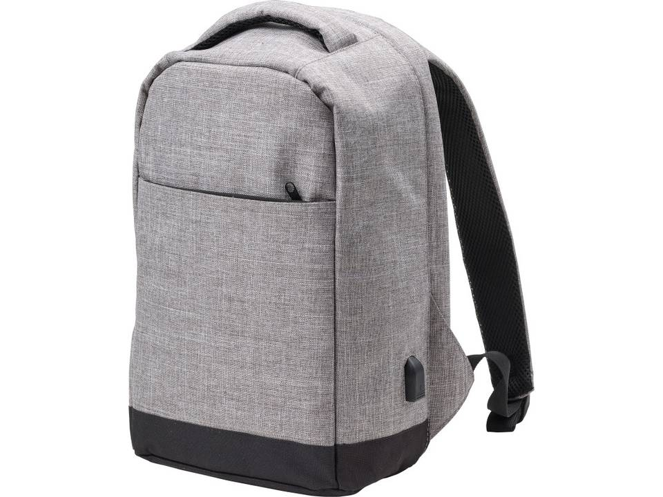 938384b628fa Polyester (600D) anti-theft backpack - Backpacks - Bags ...
