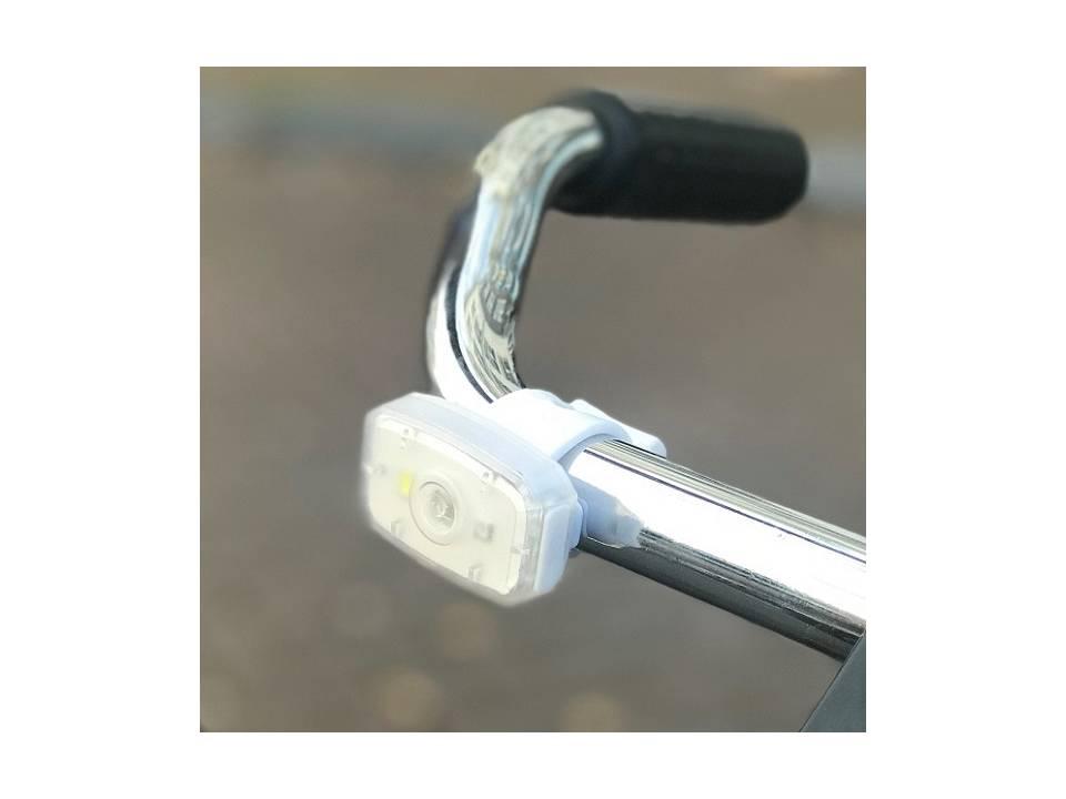 BikeLed USB fietslicht bedrukken