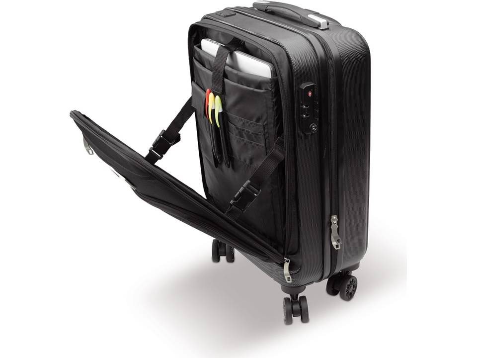 Business trolley 20 inch bedrukken