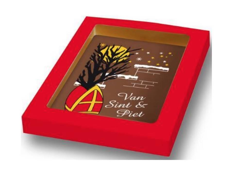 Chocoladetaart sint