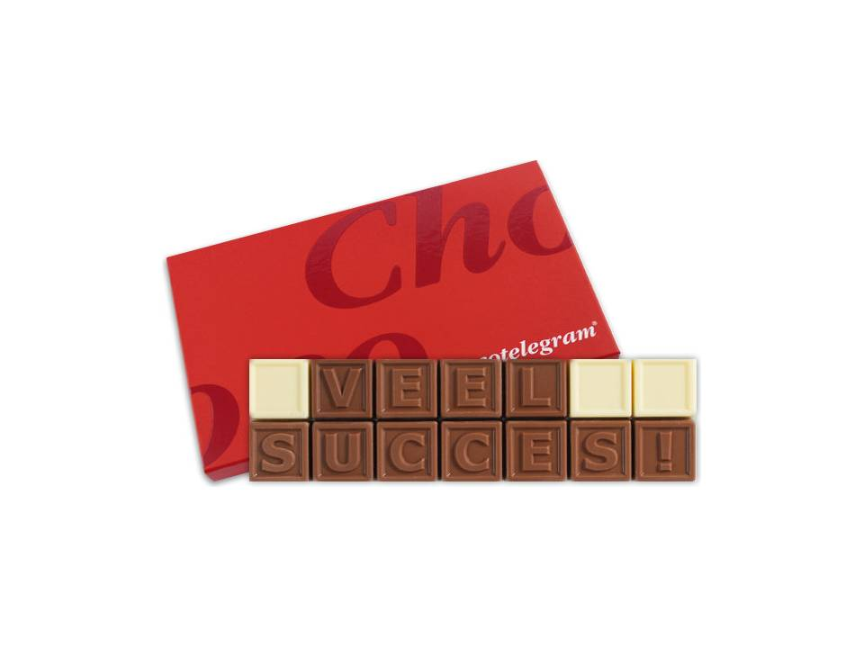 Chocotelegram 14 letters