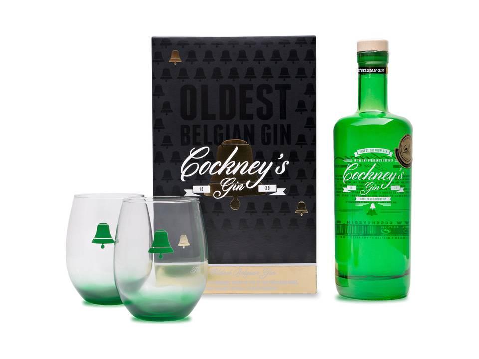 Cockney's geschenk pakket