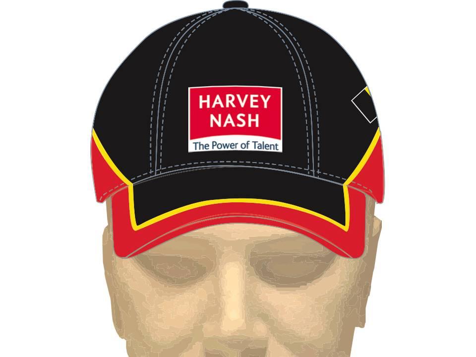 Custom Made Fan Caps