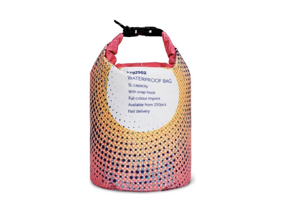 Custommade Waterafstotende Tas 5L