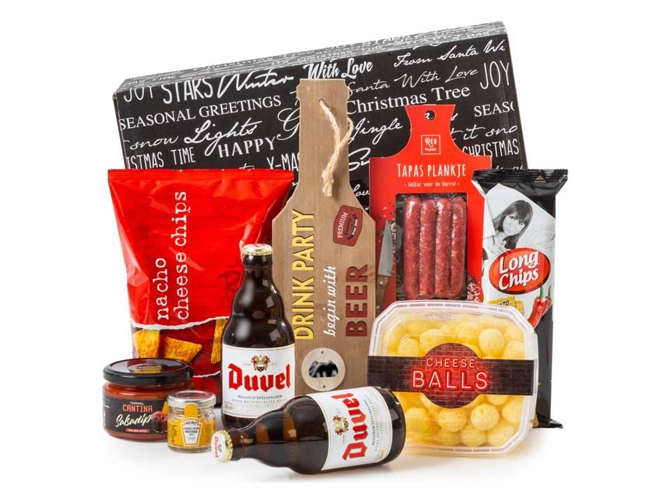 Duvels Lekker Kerstpakket Kerstpakketten Relatiegeschenken