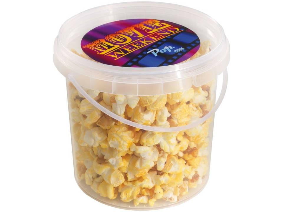 Emmer popcorn bedrukken