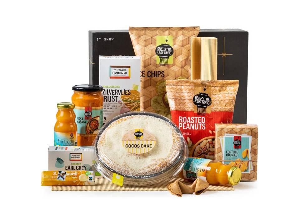Fair trade kerstpakket
