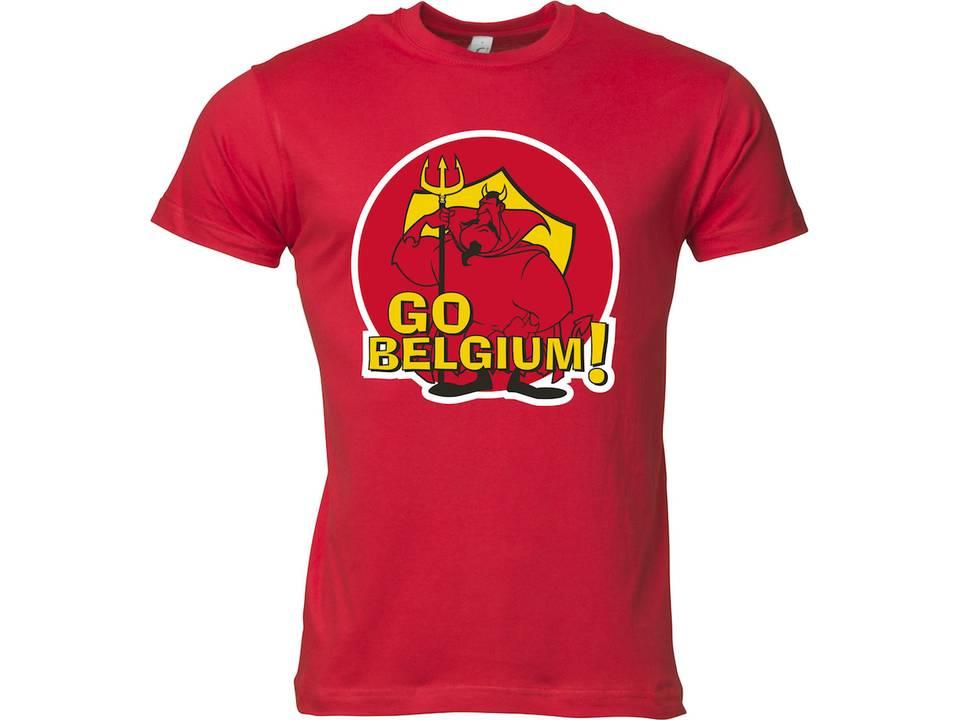 Fan T-shirts België