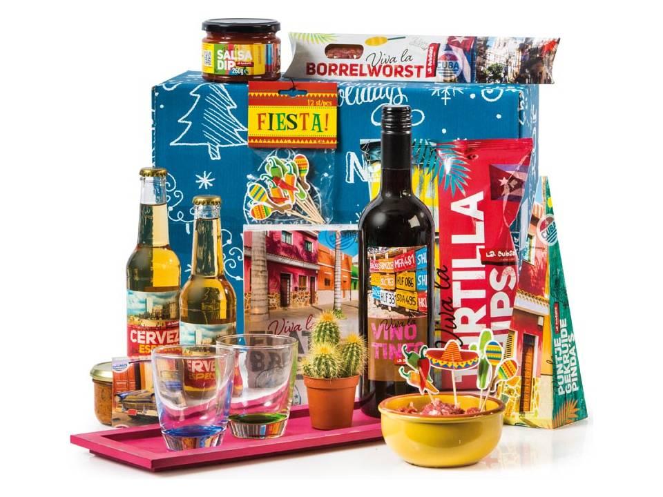 fiesta cubana kerstpakket