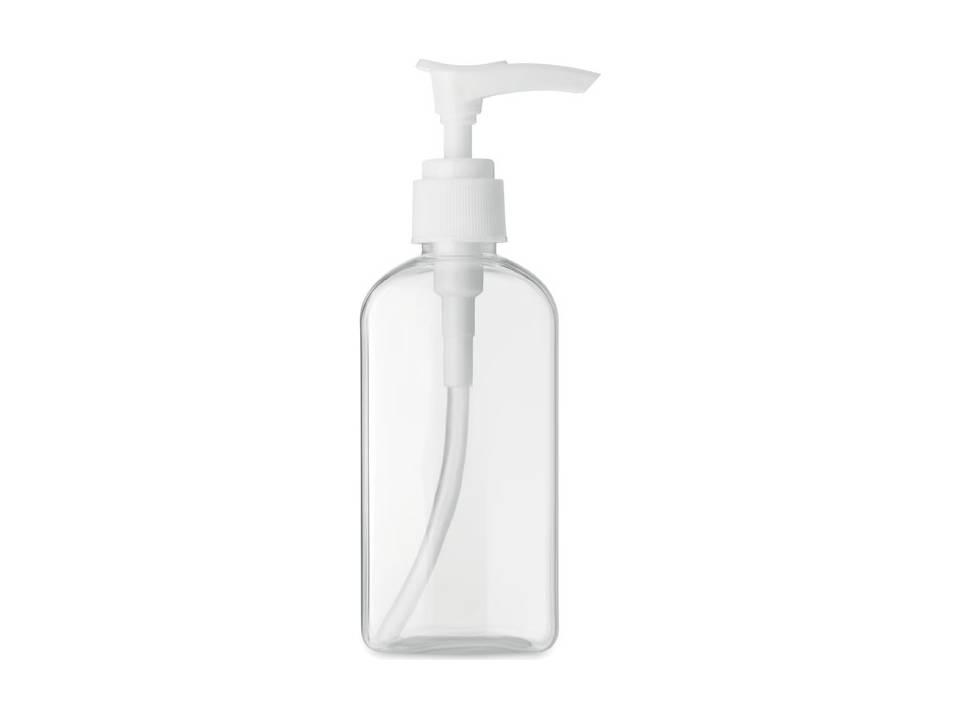 Fill It - Hervulbare fles met pompje - 100 ml