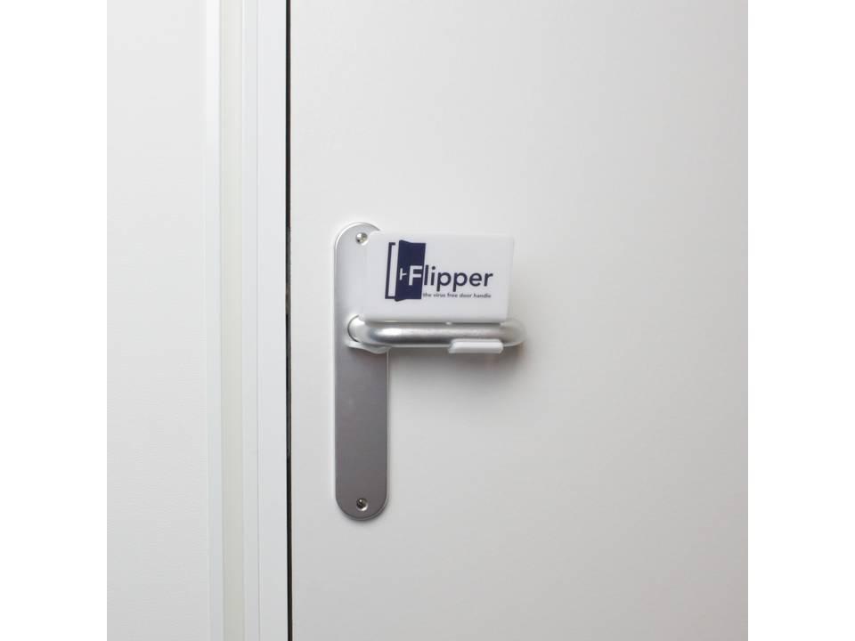 Flipper - Virusvrije deurklink