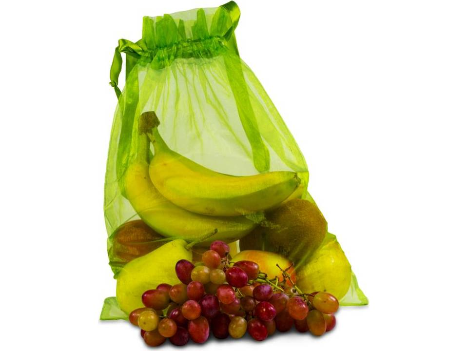 groente en fruit zakje boodschappen