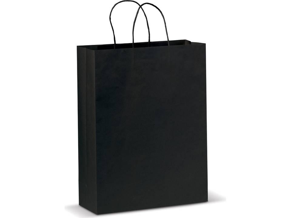 25bb9ae2dda Grote papieren draagtas - Papieren draagtassen - Tassen ...