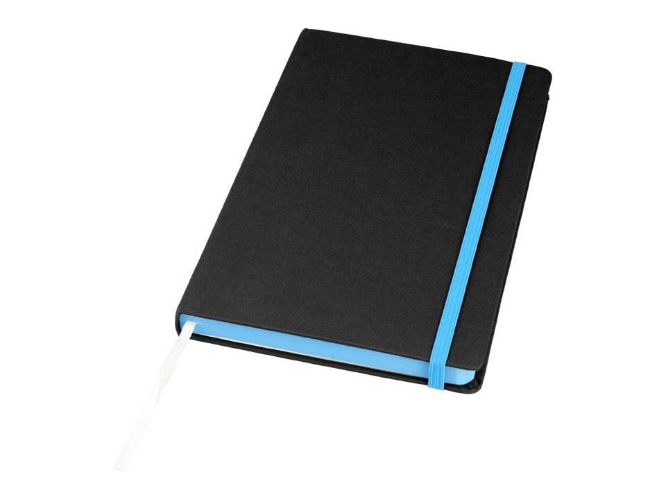 Hardcover stoffen notitieboek bedrukken