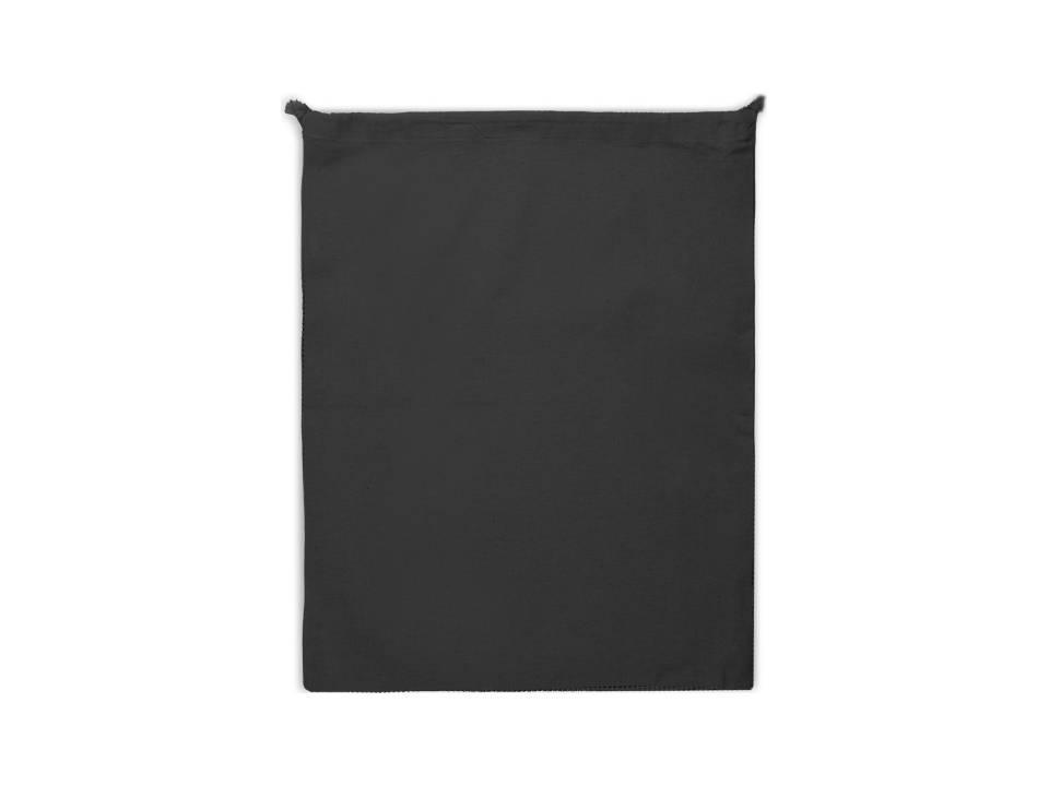 Herbruikbaar Groente & Fruit Zakje Oeko-Tex® Katoen 40 x 45cm-zwart