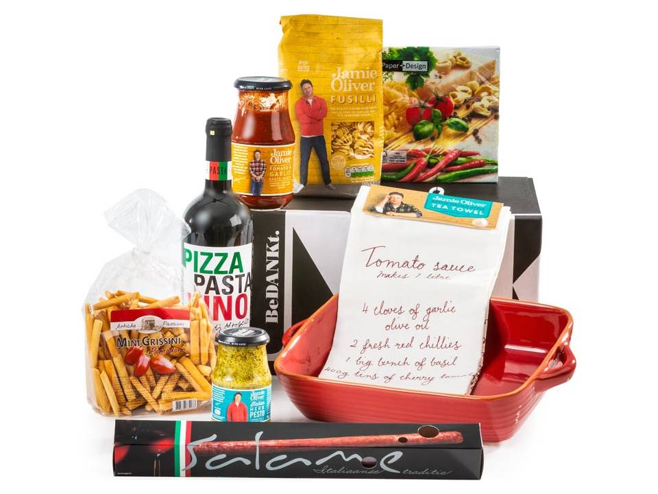 Jamie Oliver geschenkpakket