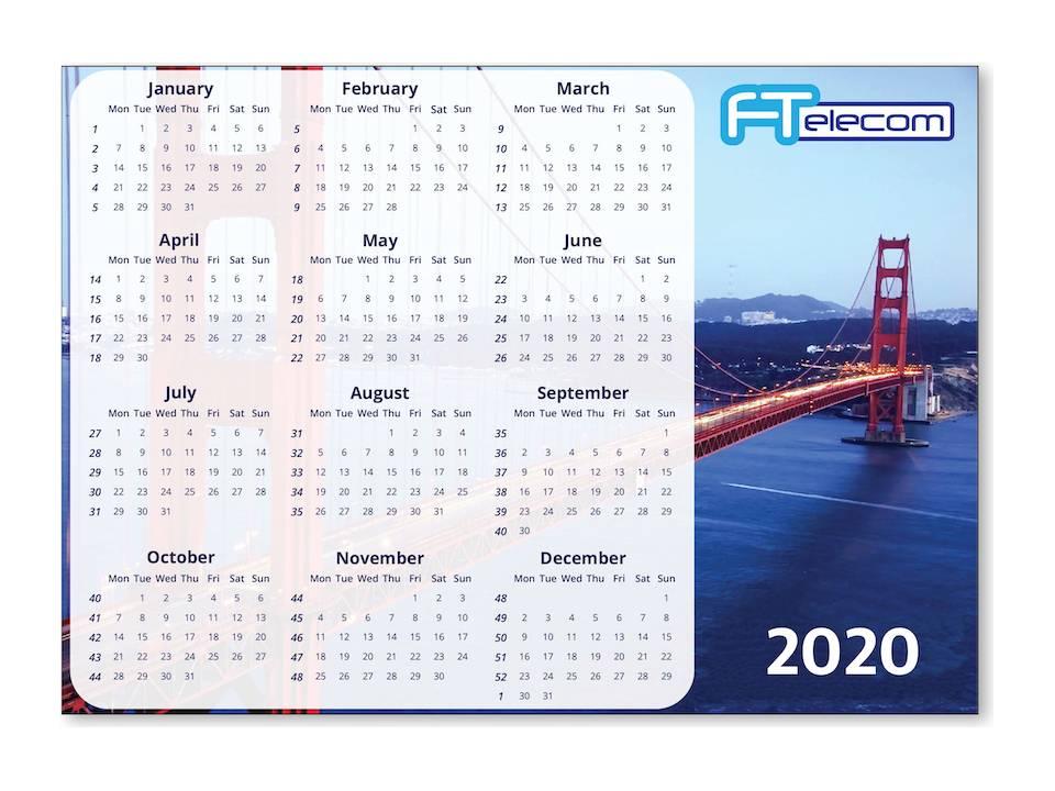 Kalender magneten magneet