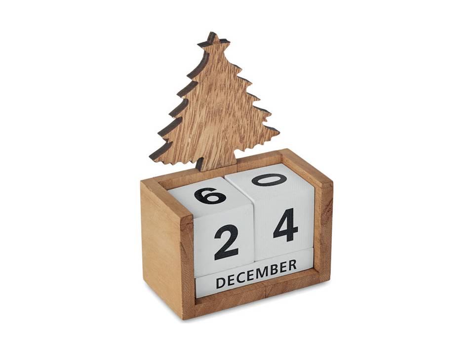 Kerst bureaukalender