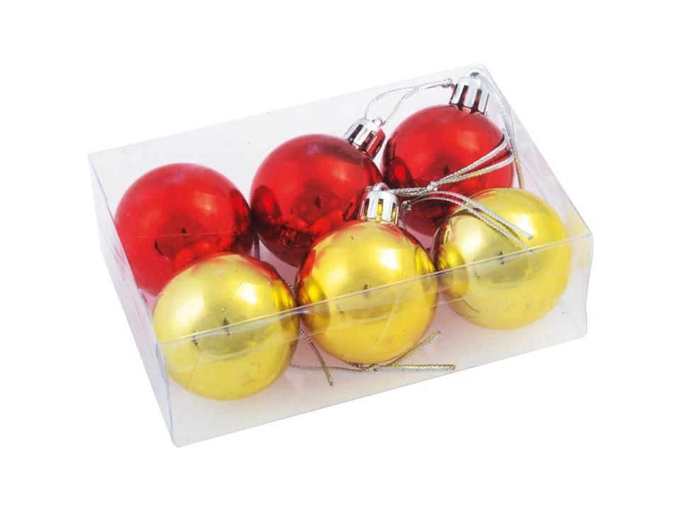 Kerstballen Xmas Line kerstbal