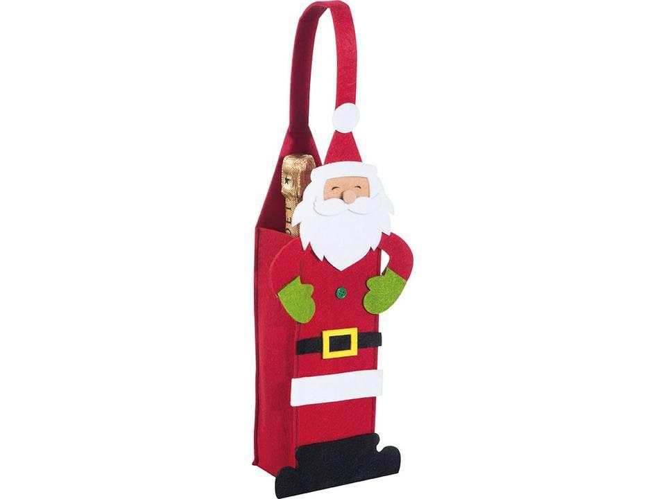 Kerstman verpakking