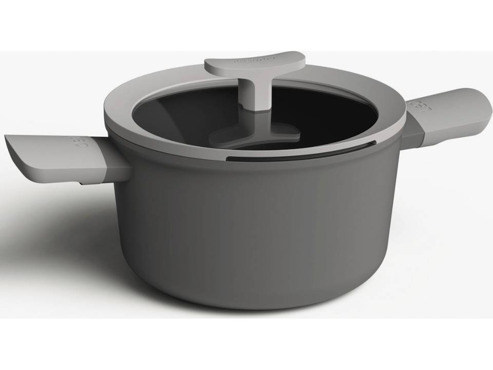Kookpot met deksel 20 cm