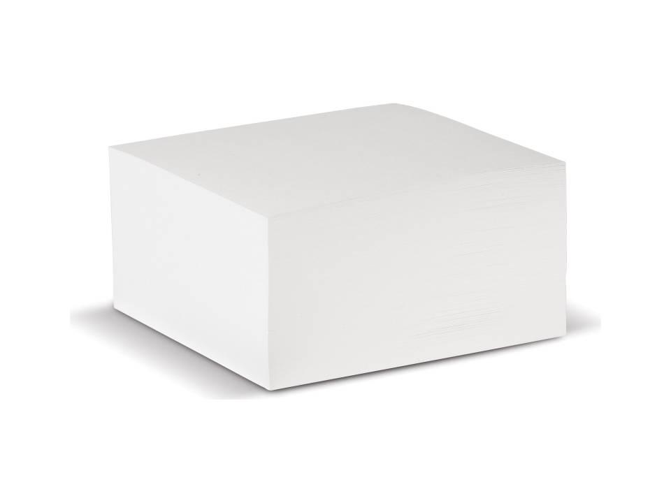Kubusblok - 420 vellen bedrukken