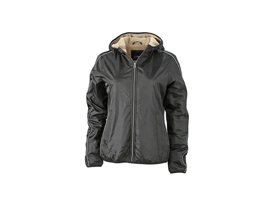 Ladies Winter Sport Jacket zwart
