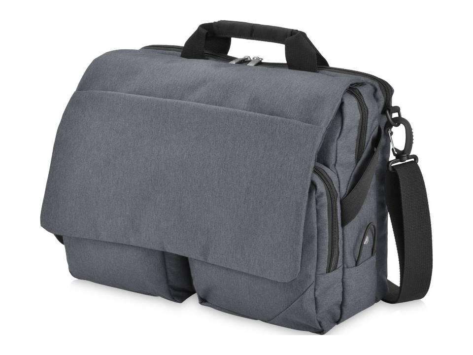 Laptop flapbag Navigator