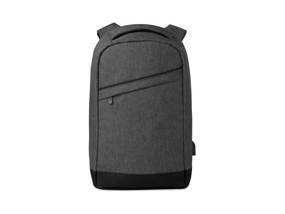 Laptoptas Berlin-zwart