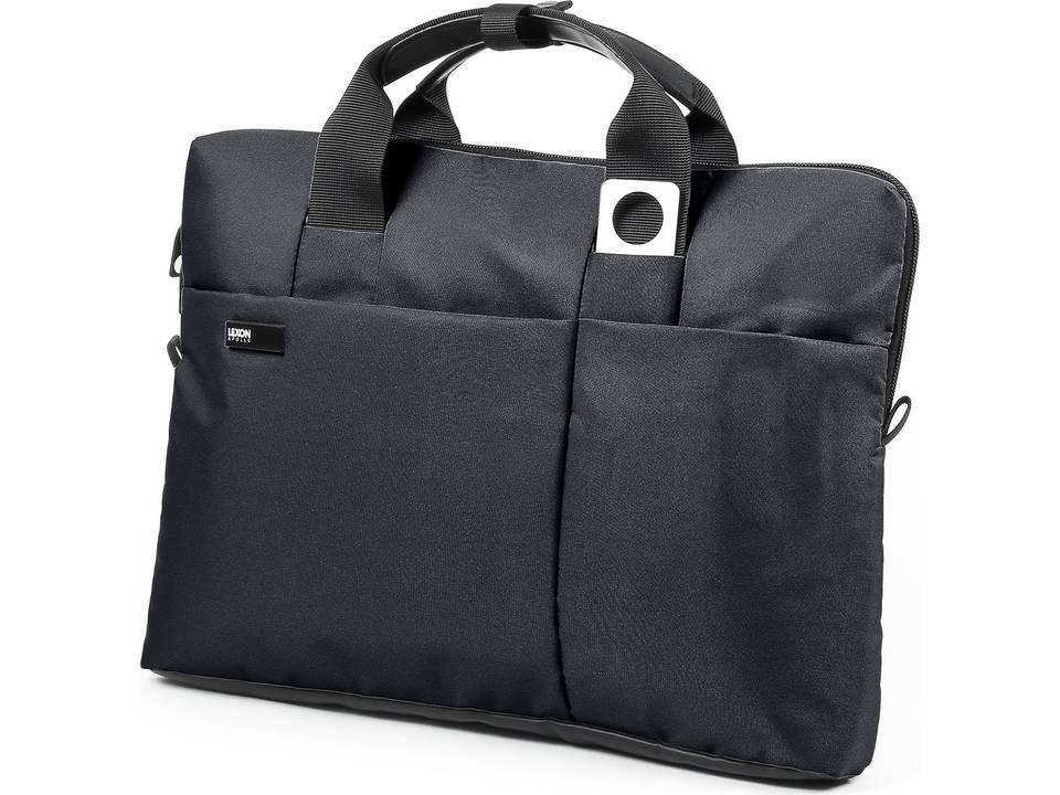 Lexon apollo laptop tas zwart