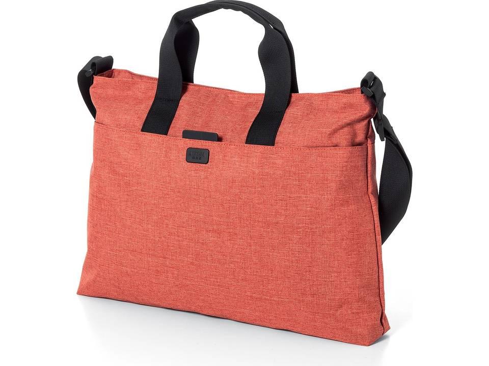 LN1414O one doc bag rood