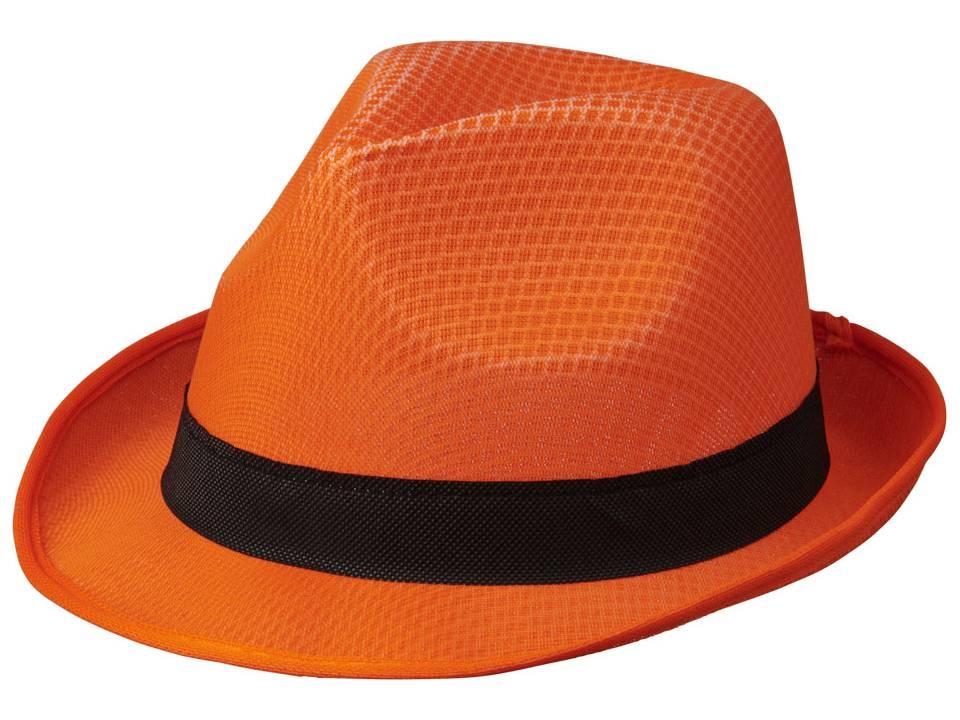 f622d10c Trilby Hat - Orange - Hats - Caps & hats - Promotional clothing ...