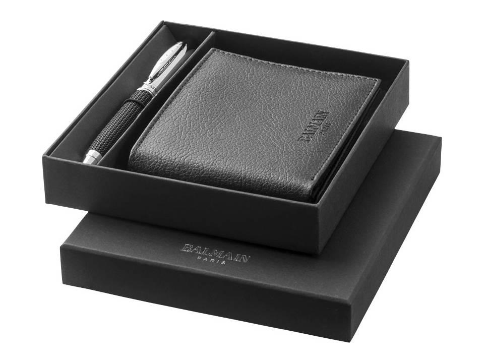 Pen & portefeuille geschenkset